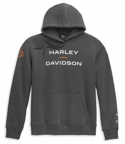 H-D Motorclothes Harley-Davidson Hoodie Horizon grau 2XL - 96450-21VM/022L