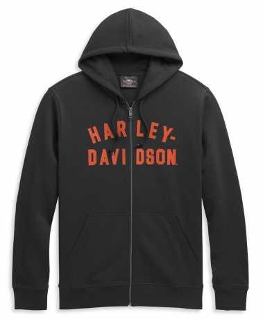 H-D Motorclothes Harley-Davidson Zip Hoodie Winged Eagle  - 96451-21VM