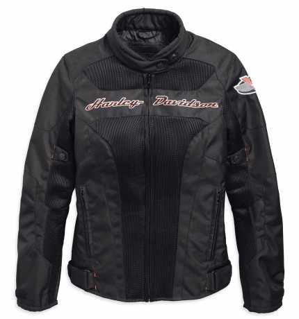 H-D Motorclothes Harley-Davidson Damen Motorradjacke Mecan Springs Mesh  - 97158-19EW