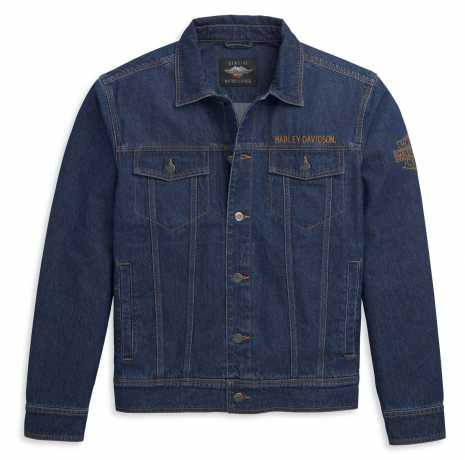 H-D Motorclothes Harley-Davidson Men's Denim Jacket blue  - 97452-21VM