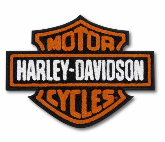 H-D Motorclothes Harley-Davidson Vintage Bar & Shield Bügel-Aufnäher  - 97651-21VX