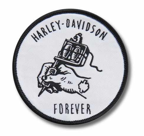 H-D Motorclothes Harley Forever Bügel-Aufnäher  - 97653-21VX