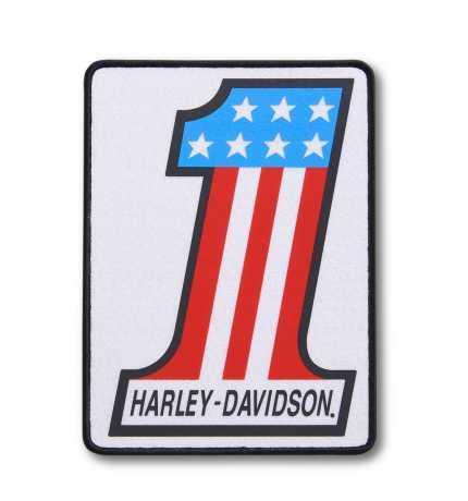 H-D Motorclothes Harley-Davidson #1 Bügel-Aufnäher  - 97662-21VX