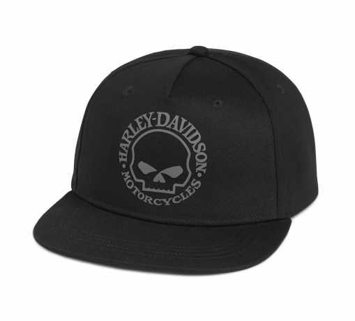 H-D Motorclothes Harley-Davidson Willie G Skull Baseball Cap black  - 97687-21VM