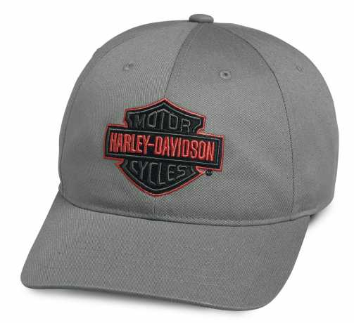 H-D Motorclothes Harley-Davidson Baseball Cap Asphalt Logo Ajustable  - 97774-19VM