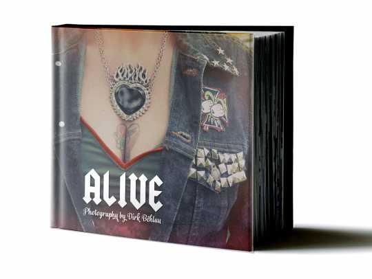 "Book ""Alive"" by Dirk Behlau  - 978-3939998907"