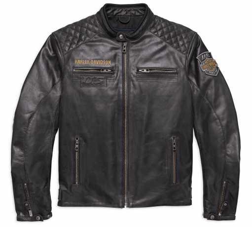 H-D Motorclothes Harley-Davidson Lederjacke 115th Anniversary Eagle CE  - 98006-18EM
