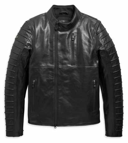 H-D Motorclothes Harley-Davidson Leather Jacket Ozello black  - 98006-20EM