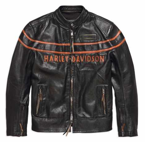 H-D Motorclothes Harley-Davidson Double Ton 1903 Leather Jacket  - 98033-18VM