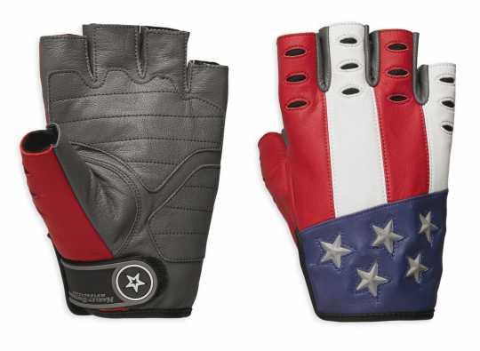 H-D Motorclothes Harley-Davidson Handschuhe Patriot fingerlos M - 98106-19VM/000M