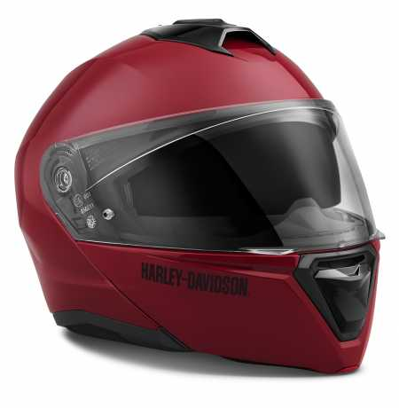 H-D Motorclothes Harley-Davidson Helm Capstone H31 Modular rot ECE  - 98122-21VX