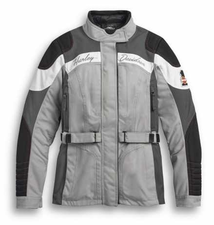 H-D Motorclothes Harley-Davidson Damen Textil Motorradjacke Vanocker wasserdicht  - 98134-20EW