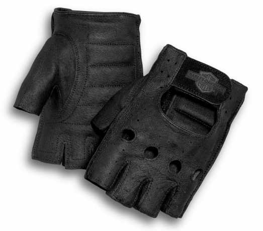 H-D Motorclothes Harley-Davidson Fingerless Gloves 3XL - 98150-94VM/222L