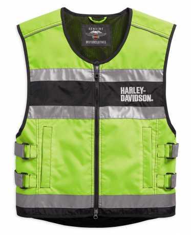 H-D Motorclothes Harley-Davidson Weste Hi-Visibility Reflective gelb  - 98158-18EM