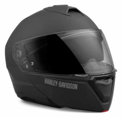H-D Motorclothes Harley-Davidson Modular Helmet Capstone H31 ECE black matt  - 98159-21VX