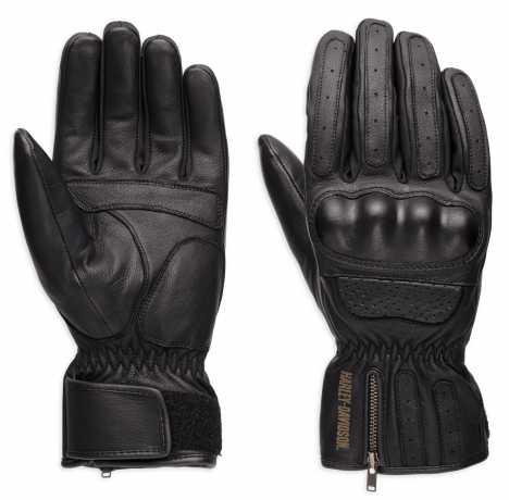 98179 18em harley davidson handschuhe blackout ce im. Black Bedroom Furniture Sets. Home Design Ideas