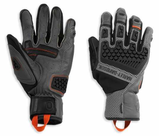 H-D Motorclothes Harley-Davidson Damen Handschuhe Grit Adventure  - 98189-21VW