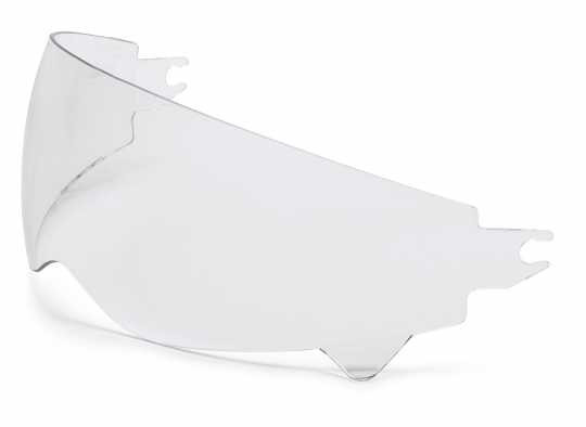 H-D Motorclothes Scorpion X04 Shell Replacement Face Shield, clear  - 98194-17VR