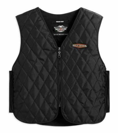 H-D Motorclothes Harley-Davidson Hydration Vest, black XL - 98201-13VM/002L