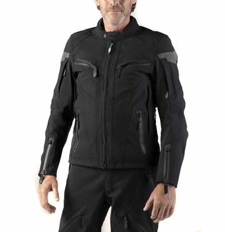 H-D Motorclothes Harley-Davidson Riding Jacket FXRG triple Vent Waterproof L - 98261-19EM/000L