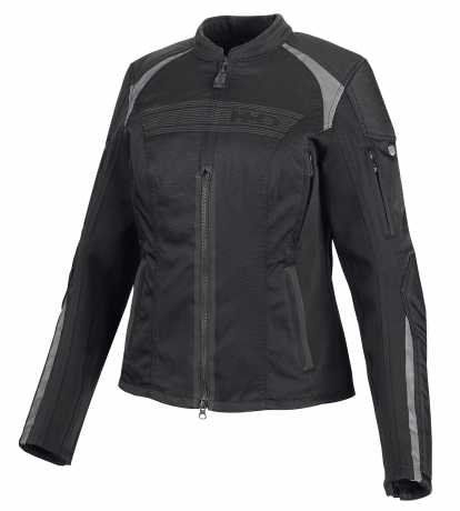 H-D Motorclothes Harley-Davidson Women's Riding Jacket Ledgeview Stretch 2XL - 98335-19EW/022L