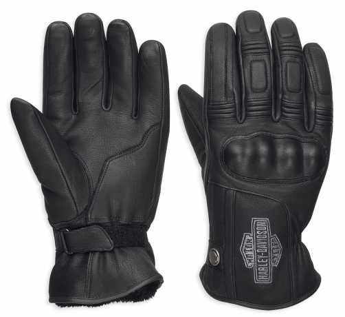 H-D Motorclothes Harley-Davidson Urban Leather Gloves EC  - 98359-17EM