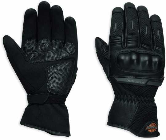 H-D Motorclothes Harley-Davidson Mesh Gloves Bar & Shield EC  - 98363-17EM