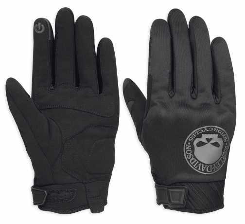 H-D Motorclothes Harley-Davidson Soft Shell Handschuhe Skull EC M - 98364-17EM/000M