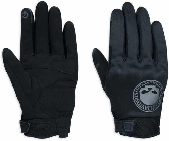 H-D Motorclothes Harley-Davidson Soft Shell Handschuhe Skull EC L - 98364-17EM/000L