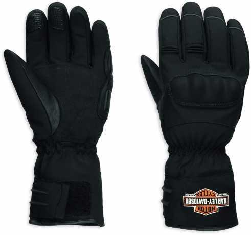98366 17em harley davidson soft shell gauntlet handschuhe. Black Bedroom Furniture Sets. Home Design Ideas