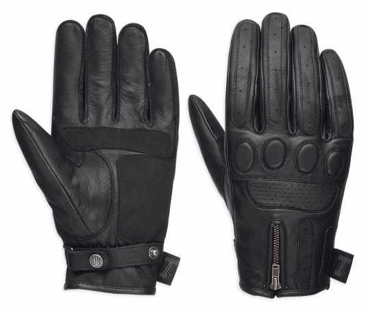 H-D Motorclothes Harley-Davidson Lederhandschuhe #1 Skull EC  - 98367-17EM