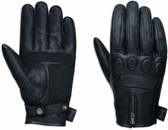 H-D Motorclothes Harley-Davidson #1 Skull Leather Gloves S - 98367-17EM/000S
