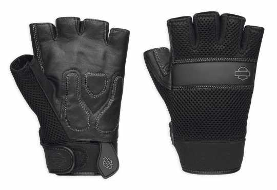 H-D Motorclothes Harley-Davidson Handschuhe Removable Pad, Fingerlos 2XL - 98376-17VM/022L