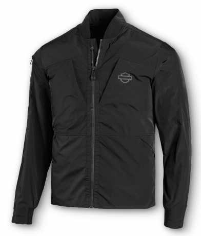 Harley-Davidson Windbreaker Jacket black