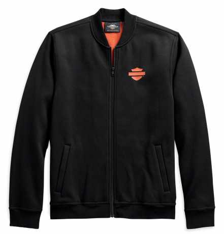 H-D Motorclothes Harley-Davidson Fleece Jacket Vertical Stripe  - 98407-20VM
