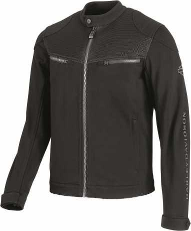 H-D Motorclothes Harley-Davidson Softshell Jacke 3D Mesh Accent  - 98419-19VM