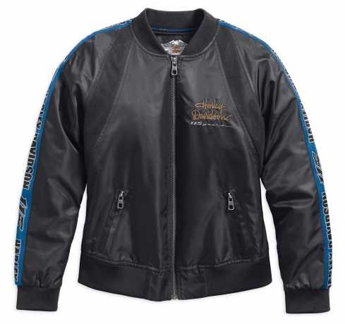 H-D Motorclothes Harley-Davidson Damen Bomberjacke 115th Anniversary  - 98586-18VW