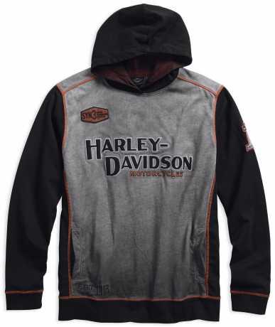 H-D Motorclothes Harley-Davidson Hoodie Iron Block  - 99001-17VM