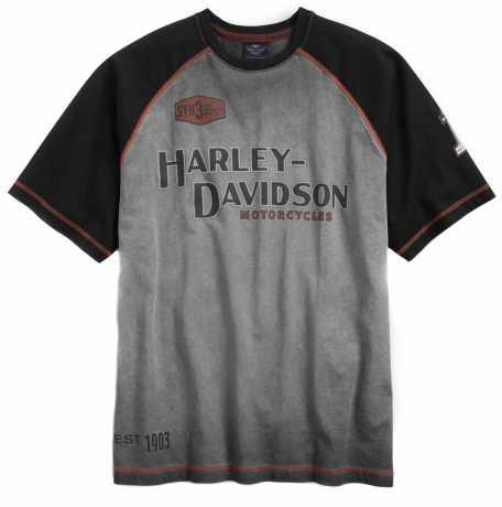 H-D Motorclothes Harley-Davidson T-Shirt Iron Block  - 99011-17VM