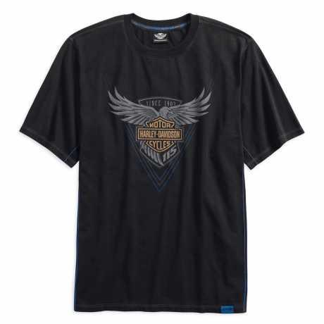 H-D Motorclothes Harley-Davidson T-Shirt 115th Anniversary, schwarz  - 99013-18VM