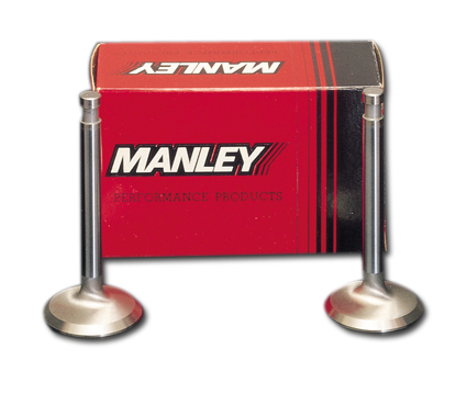 Manley Performance Manley Edelstahlventile Einlass mit nitriertem Schaft  - 99-012