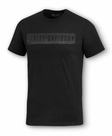 H-D Motorclothes Harley-Davidson T-Shirt Rubber Print schwarz M - 99026-20VM/000M