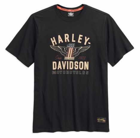 H-D Motorclothes Harley-Davidson T-Shirt #1 Genuine Classics S - 99033-17VM/000S