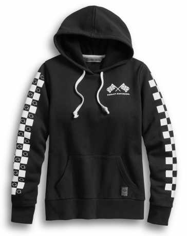 H-D Motorclothes Harley-Davidson women´s Hoodie Checkered  - 99060-20VW