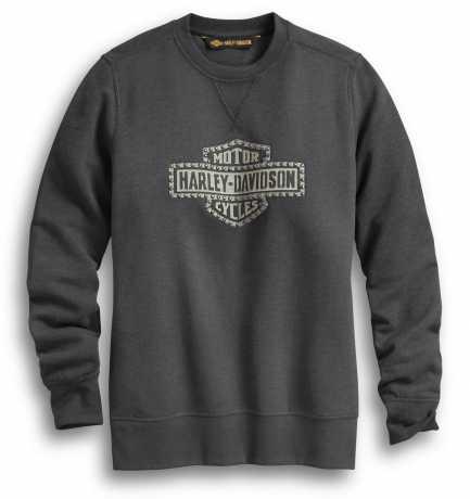 H-D Motorclothes Harley-Davidson women´s Sweatshirt Studded L - 99064-20VW/000L