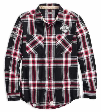 H-D Motorclothes Harley-Davidson HDMC #1 Slim Fit Plaid Shirt  - 99082-18VM