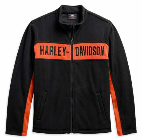 H-D Motorclothes Harley-Davidson Activewear Jacket Chest Stripe  - 99087-20VM