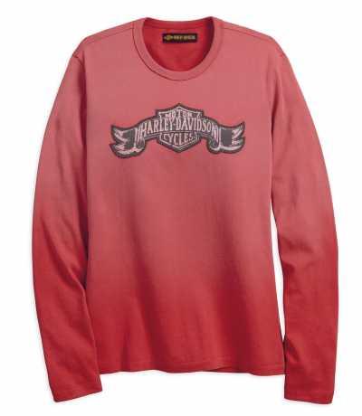 H-D Motorclothes Harley-Davidson Damen Jersey Sweatshirt Appliqué L - 99100-18VW/000L