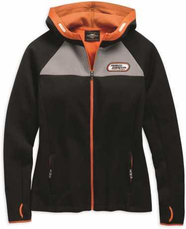 H-D Motorclothes Harley-Davidson Women's Zip Hoodie Racing  - 99132-19VW