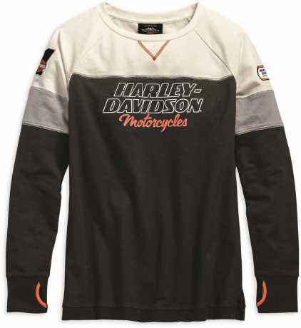 H-D Motorclothes Harley-Davidson Women's Pullover Racing  - 99133-19VW